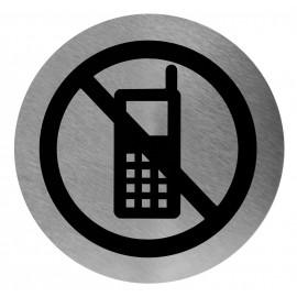 PS0010CS | Prohibido utilizar móvil