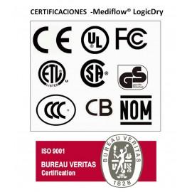 Mediflow LogicDry | Secamanos Automático