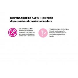 DCA100CS | Dispensador Cubreasientos Inodoro