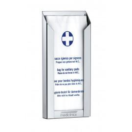 DBH100 | Dispensador de bolsas higiénicas para adosar a la pared