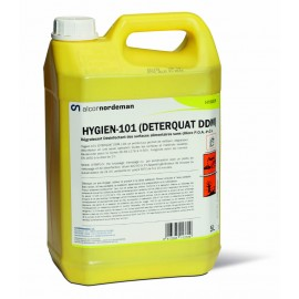 Hygien 101 | Desinfectante - superficies con alimentos