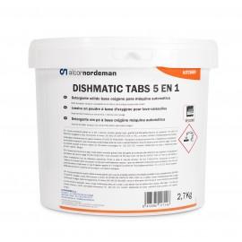 Dishmatic Tabs 5 en 1 | Pastillas varias acciones