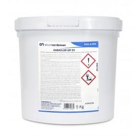 Gabaclor Grano 55 | Cloro granulado rápida disolución