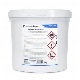Gabaclor Grano 90 | Cloro en grano de lenta disolución