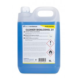 Cleaner Bioalcohol-14 | Limp. multiusos todas superficies