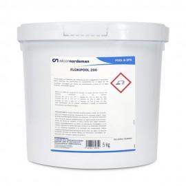 Flokipool 200 | Tabletas coagulantes y floculantes