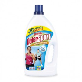 Detersolín DeterSport | Evita mal olor - ropa de deporte o trabajo