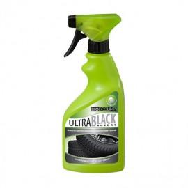 Bioecolimp Ultra Black | Renovar plástico/caucho - neumáticos