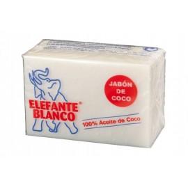 Elefante Blanco Jabón de Coco | Ropa delicada/Bebés/Alergias