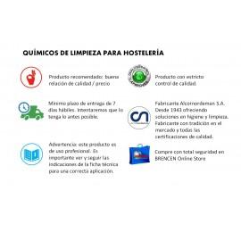 Spray Limpinox | Protector/abrillantador - acero inox