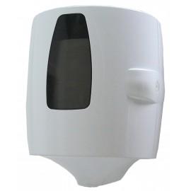 "Dispensador Secamanos ""Hoja-Hoja"" J288503 | Plástico ABS Blanco"