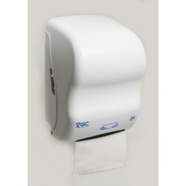 Dispensador Secamanos Auto-Corte Simplicity J288508| Plástico Blanco