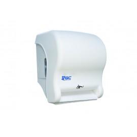 Dispensador Secamanos Auto-Corte Essence Electrónico J288517 | Plástico Blanco