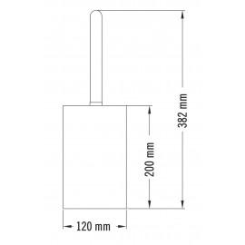 ES0966RAL | Escobillero - Opción en varios colores