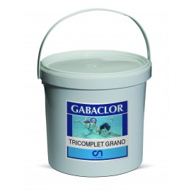 Gabaclor Tricomplet Grano | Bactericida,algicida y floculante en grano