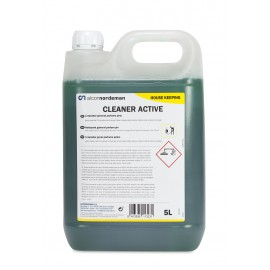 Cleaner Active | Para cualquier superficie lavable