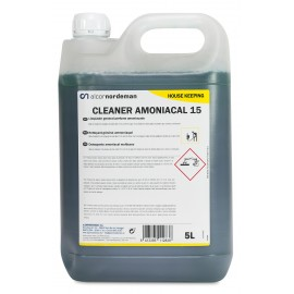 Cleaner Amoniacal-15 | cualquier superficie lavable