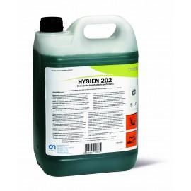 Hygien 202 | Desengrasante desinfectante alcalino