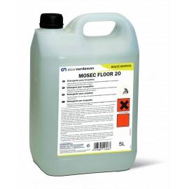 Mosec Floor-20 | Detergente moquetas y suelos textiles