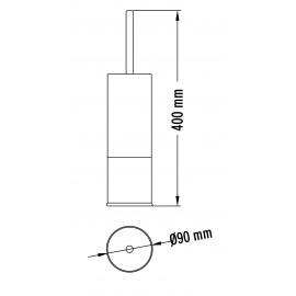 ES0010| Escobillero Medicolor