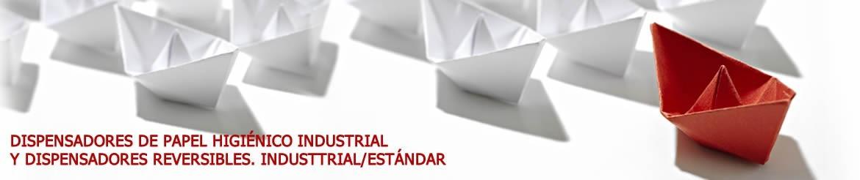 Dispensadores Papel Higiénico Industrial | Mediclinics | Venta Online