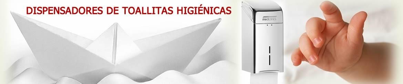 Dispensador de Toallitas Higiénicas| Mediclinics | Venta Online