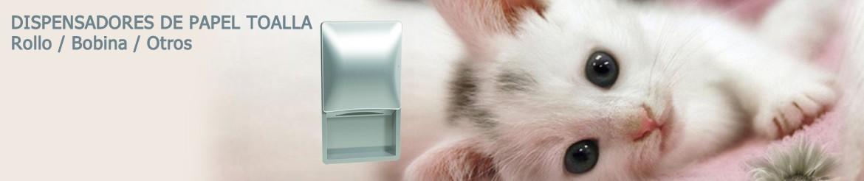 Dispensadores de Papel Toalla - Rollo | Mediclinics | Venta Online
