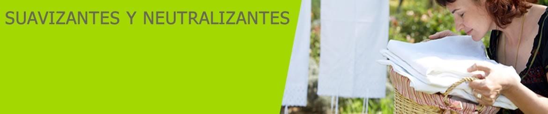 Suavizantes y Neutralizantes Lavanderías | Hostelería | Venta Online