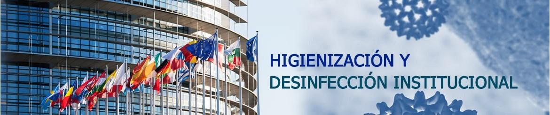 Productos Desinfectantes para Edificios e Instituciones | Venta Online