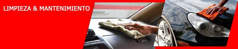 Venta Online Productos de Limpieza y Mantenimiento de Coches y Motos
