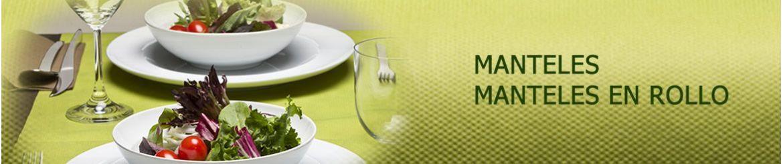 Manteles | No - Tejido | Para Hostelería - Empresas | Venta Online