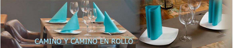 Camino en Rollo | No Tejido para Hostelería y Empresas | Venta Online