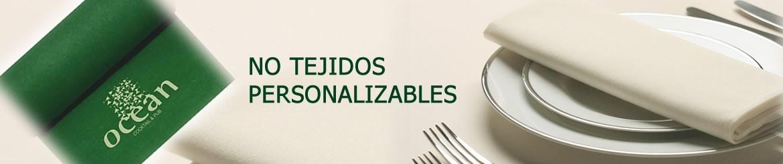 NoTejidos Personalizables de Mesa | Hostelería Empresas | Venta Online