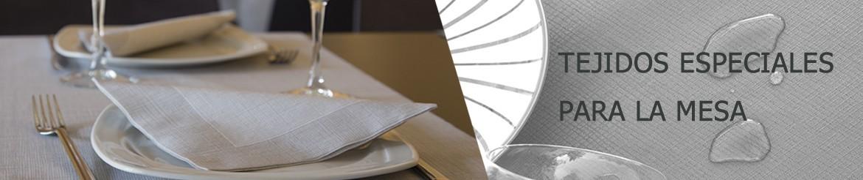Tejidos Especiales | Para Mesas - Hostelería Empresas | Venta Online