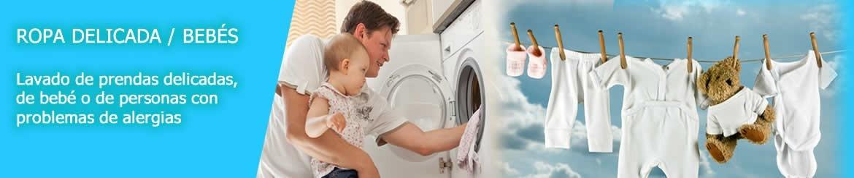Productos Químicos de Limpieza | Ropa Delicada - Bebés | Venta Online