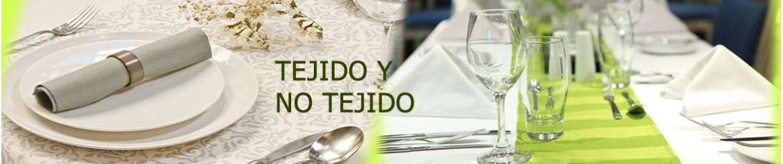 Tejidos - No Tejidos de Mesa para Hostelería y Empresas | Venta Online