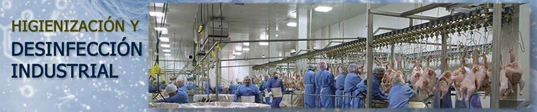 Productos Desinfectantes para Industrias y Alimentación | Venta Online