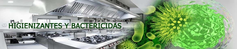 Productos Desinfectantes Higienizantes y Bactericidas - Para Empresas