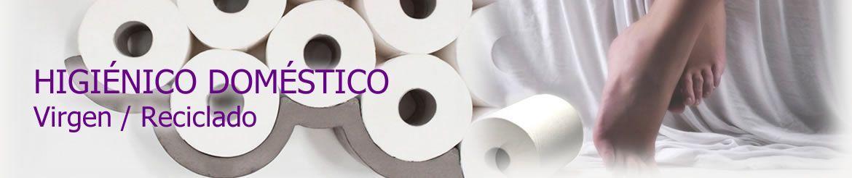 Papel - Higiénico Doméstico | Para Hostelería Empresas | Venta Online