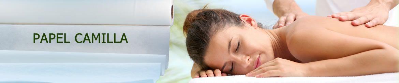 Venta Online Papel Camilla de Centros Wellness  Hostelería y Empresas