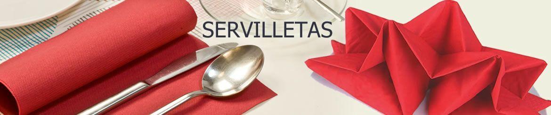 Venta Online  Servilletas de Papel y Celulosa | Hostelería y Empresas