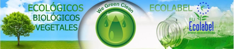 Productos de Limpieza Ecológicos y Ecolabel | Todo Venta Online Barato