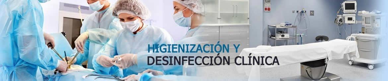 Productos Químicos de Limpieza y Desinfección Clínica | Venta Online