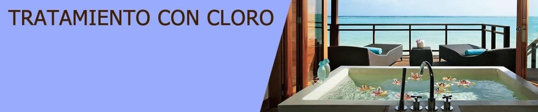 Tratamiento con Cloro para Piscinas- Spas | Químicos | Venta online