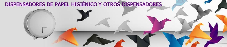 Dispensadores Papel Higiénico - Accesorios Mediclinics | Venta Online
