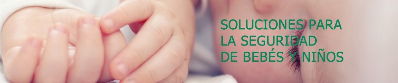 Seguridad de Bebés y Niños| Equipamientos Mediclinics | Venta Online