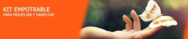 Secador de Manos Kits Empotrables | Equipos Mediclinics | Venta Online